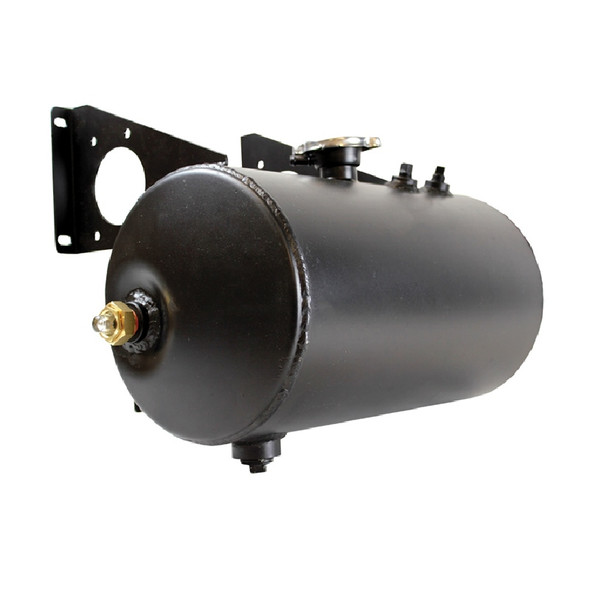 Peterbilt Metal Coolant Reservoir Tank Replacement