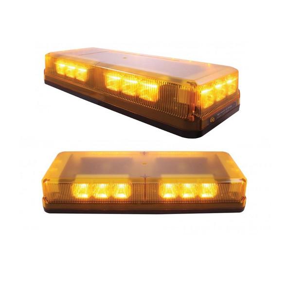 18 High Power LED Mini Warning Light