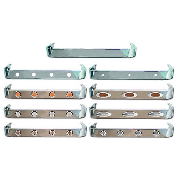 Peterbilt 379 Stainless Steel Sleeper Panels