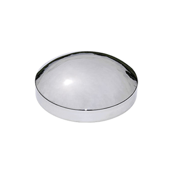 Stainless Steel Rear Baby Moon Hub Cover