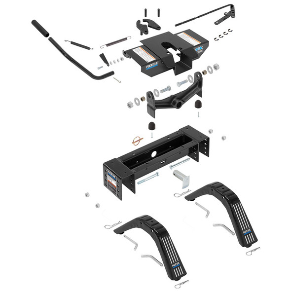 Reese 16K Fifth Wheel 30047 Exploded View