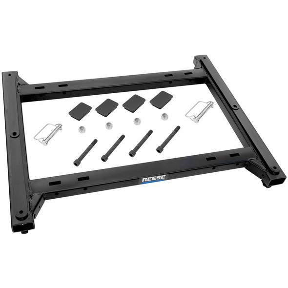 Reese Drop-In RAM 2500 3500 HD Rail Kit Mounting Adapter For Standard Fifth Wheel Hitches 30154