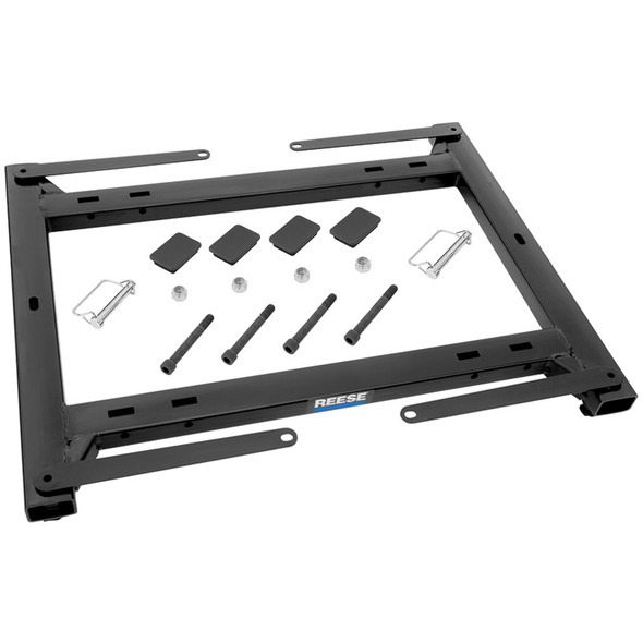 Reese Drop-In RAM 2500 3500 HD Rail Kit Mounting Adapter For Standard Fifth Wheel Hitches With Mounting