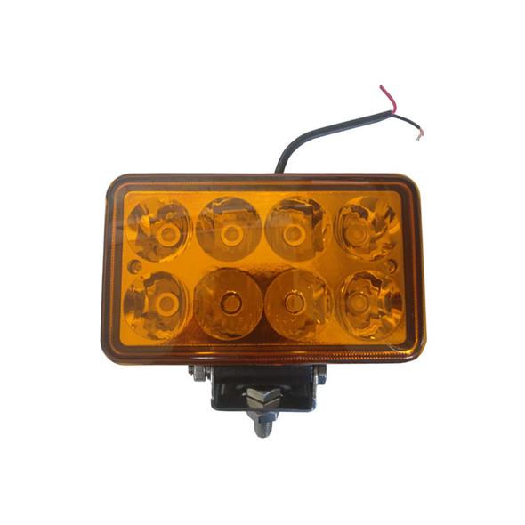 """3.5"""" x 6"""" Rectangular LED Fog Light"""