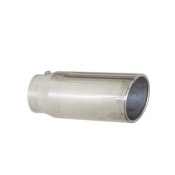 """Pypes 12"""" Long Stainless Steel Monster Exhaust Tip"""
