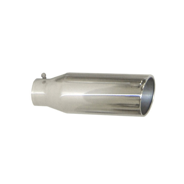 """Pypes 18"""" Long Stainless Steel Monster Exhaust Tip"""