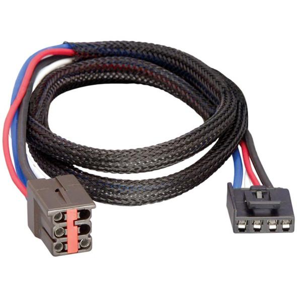 Tekonsha Ford 2 Plugs Brake Control Wiring Adapter 3035-P