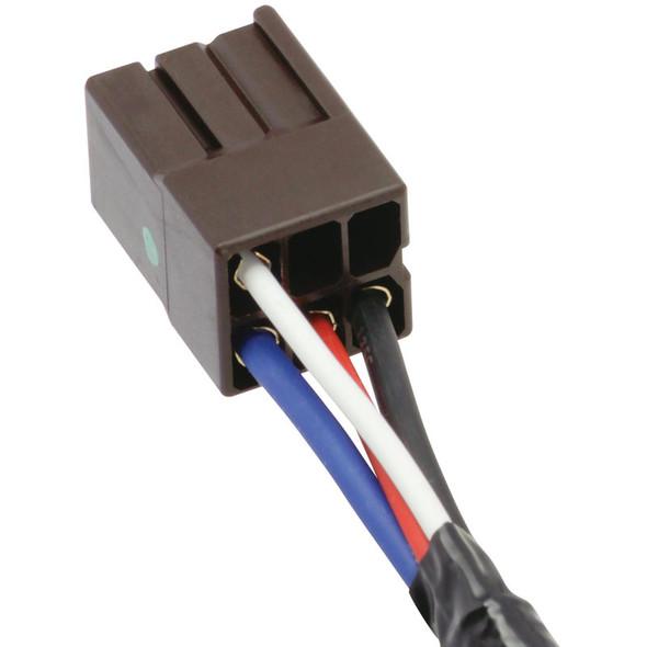 Tekonsha Ford 2 Plugs Brake Control Wiring Adapter 3035-P End
