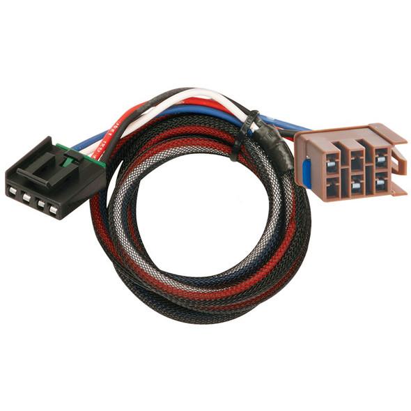 Tekonsha 2 Plug Brake Control Wiring Adapter GM 3015-P