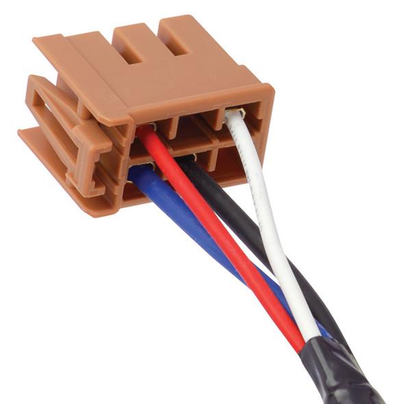 Tekonsha 2 Plug Brake Control Wiring Adapter GM 3015-P End