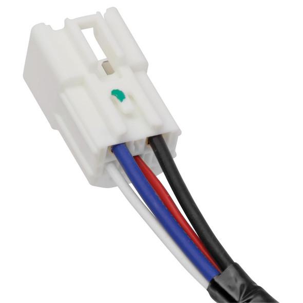 Tekonsha 2 Plug Brake Control Wiring Adapter Toyota End 3040-P