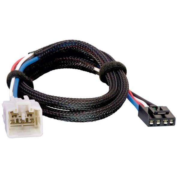 Tekonsha 2 Plug Brake Control Wiring Adapter Toyota 3040-P