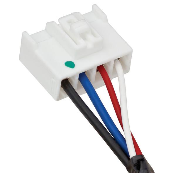 Tekonsha 2 Plug Brake Control Wiring Adapter Dodge 3020-P End