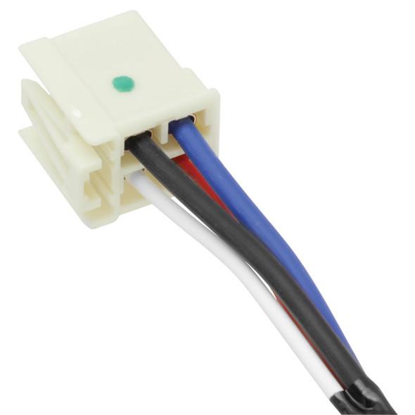 Tekonsha 2 Plug Brake Control Wiring Adapter GM 3016-P End
