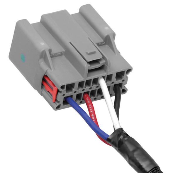 Tekonsha 2 Plug Brake Control Wiring Adapter Ford 3036-P End