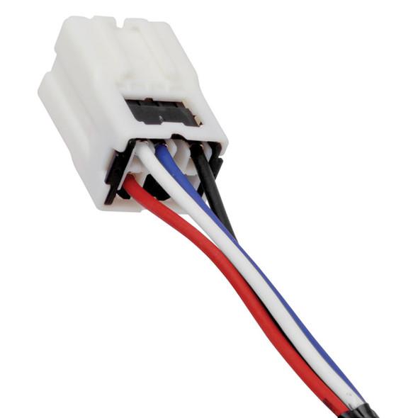 Tekonsha 2 Plug Brake Control Wiring Adapter Nissan 3050-P End