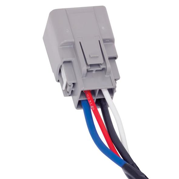 Tekonsha 2 Plug Brake Control Wiring Adapter Dodge & RAM 3021-P End