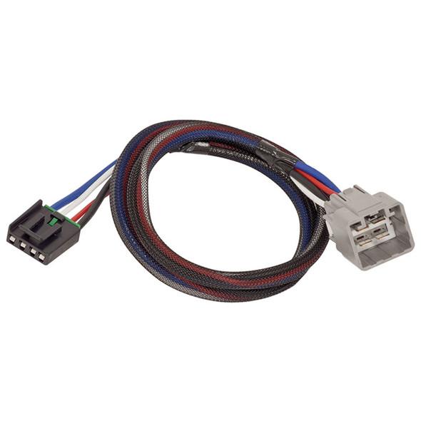 Tekonsha 2 Plug Brake Control Wiring Adapter RAM 3024-P
