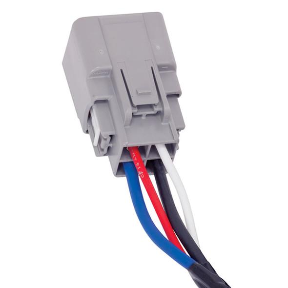 Tekonsha 2 Plug Brake Control Wiring Adapter RAM 3024-P End