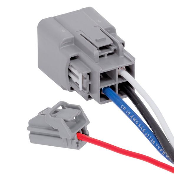 Tekonsha 2 Plug Brake Control Wiring Adapter RAM 3023-P End