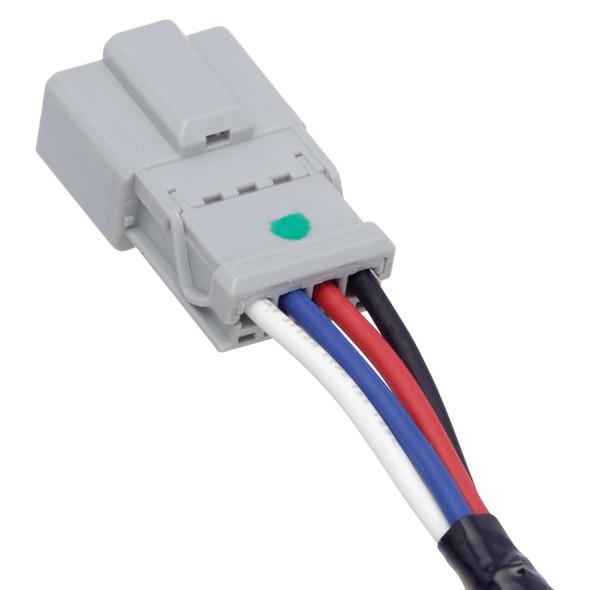 Tekonsha 2 Plug Brake Control Wiring Adapter Honda 3070-P End