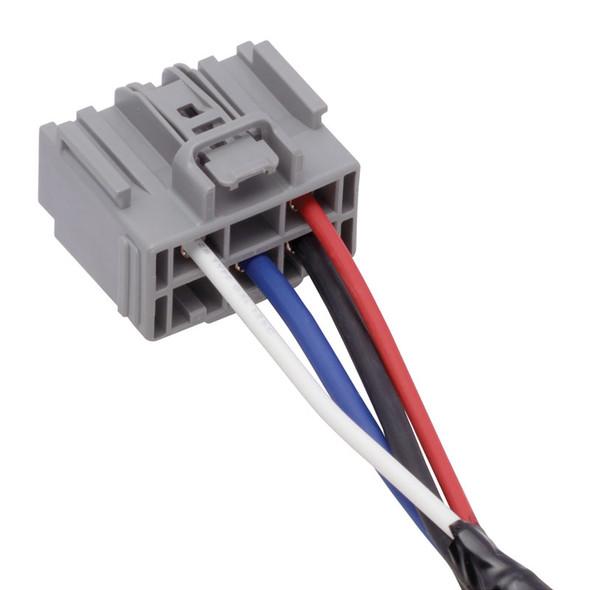 Tekonsha 2 Plug Brake Control Wiring Adapter GM 3026-P End
