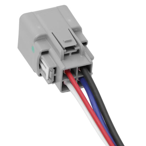 Tekonsha 2 Plug Brake Control Wiring Adapter Ford 3065-P End