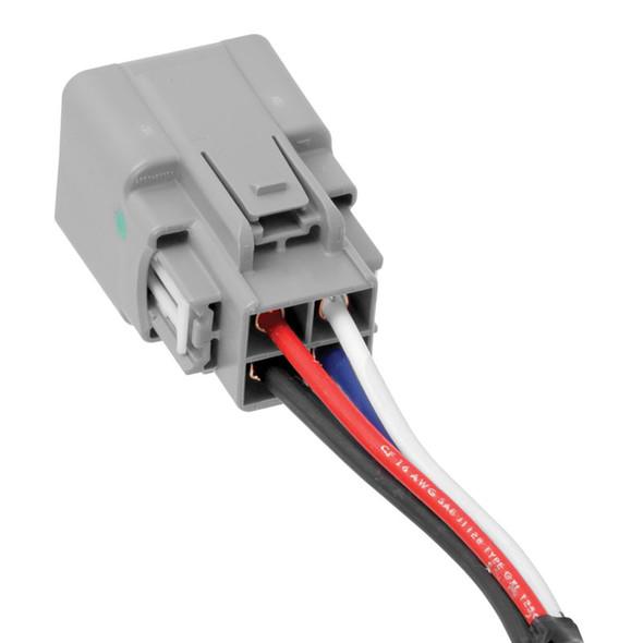 Tekonsha 2 Plug Brake Control Wiring Adapter Jeep 3014-P