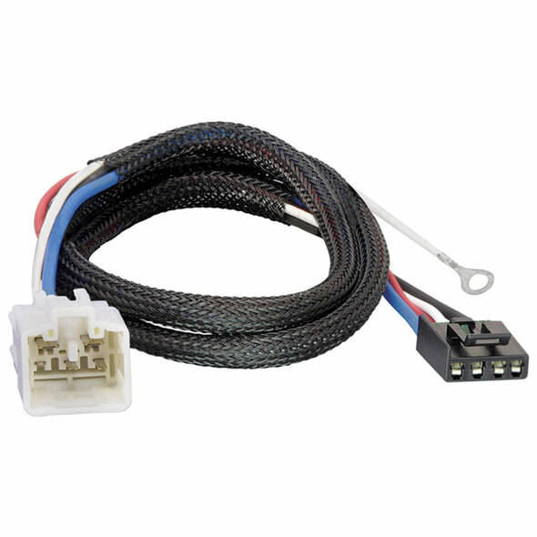 Tekonsha 2 Plug Brake Control Wiring Adapter Jeep 3041-P