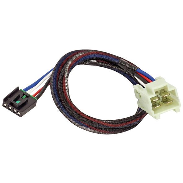 Tekonsha 2 Plug Brake Control Wiring Adapter Kia 3032-P