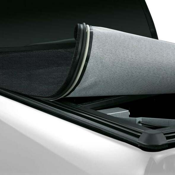 Toyota Tundra Premium Genesis Elite Seal & Peal Tonneau Cover 2007-2014 Open