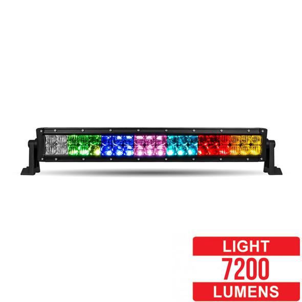 "21.5"" Multicolor Lightbar- Lumens"