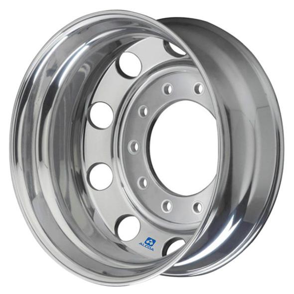 "22.5"" Alcoa Aluminum Wheel Hub Piloted Inside"