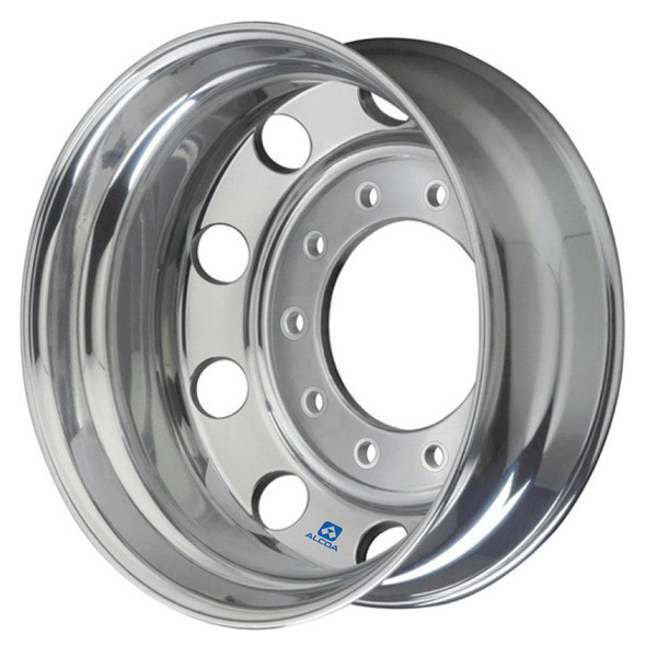 "24.5"" Alcoa Aluminum Wheel Hub Piloted Inside"
