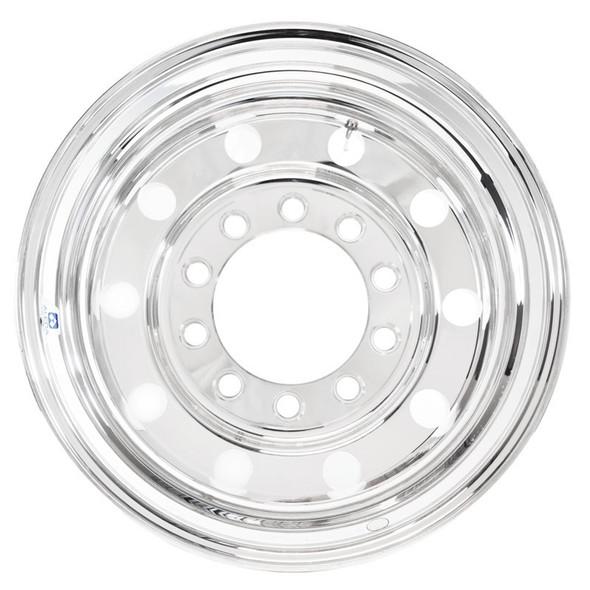 "22.5"" x 8.25"" Alcoa Aluminum Budd Wheel Back"