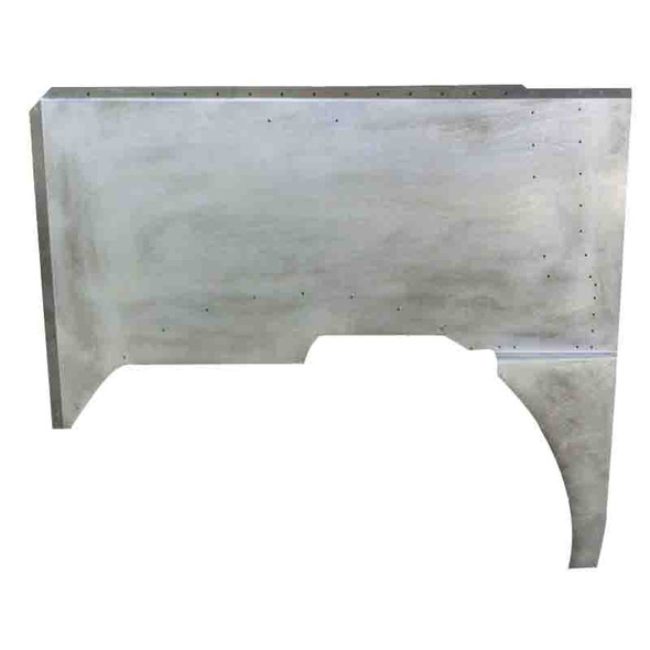 Peterbilt 379 Aluminum Short Hood Side Panel 13-03584L 13-03584R