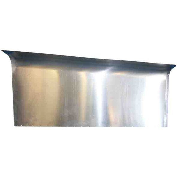 Peterbilt 379 Aluminum Extended Hood Top Panel 13-04333L 13-04333R Left Side