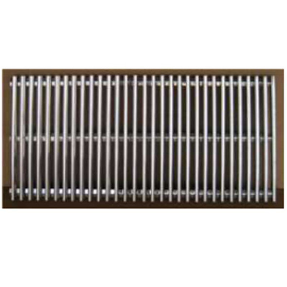 Volvo WG Stainless Steel Grill Replacement
