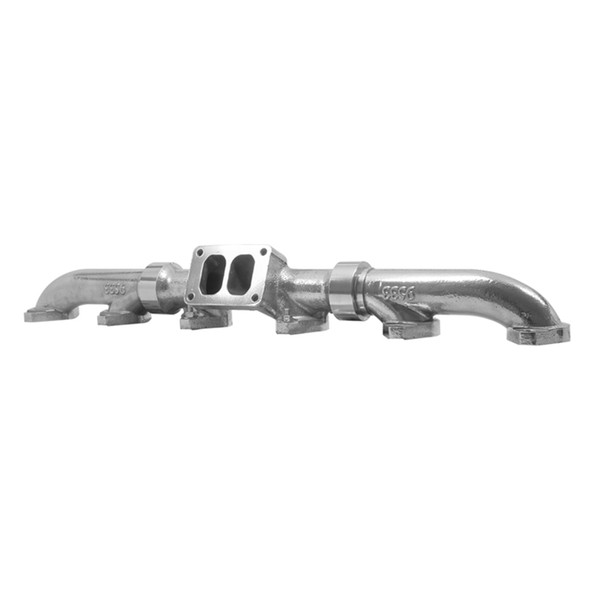 Caterpillar 3406E C15 C16 Ford Exhaust Manifold 150-1916 - Angled