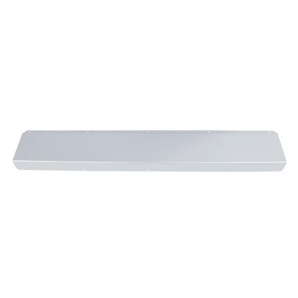 Kenworth Stainless Steel Long Upper Step Plate