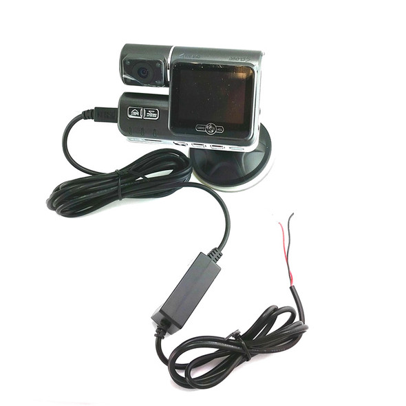 12V Hard Wire Power Kit For DVR Dash Cams Example 1