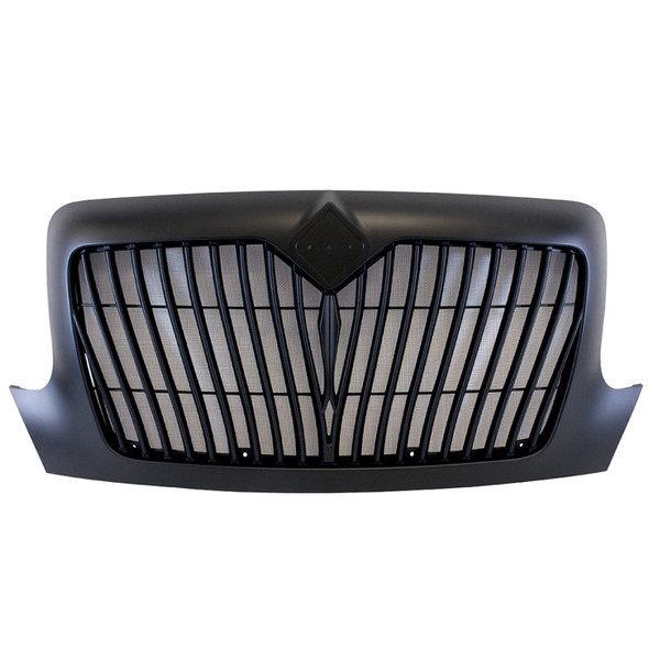 Black International DuraStar WorkStar Curved Grill With Bug Screen 3551015C98 Front View