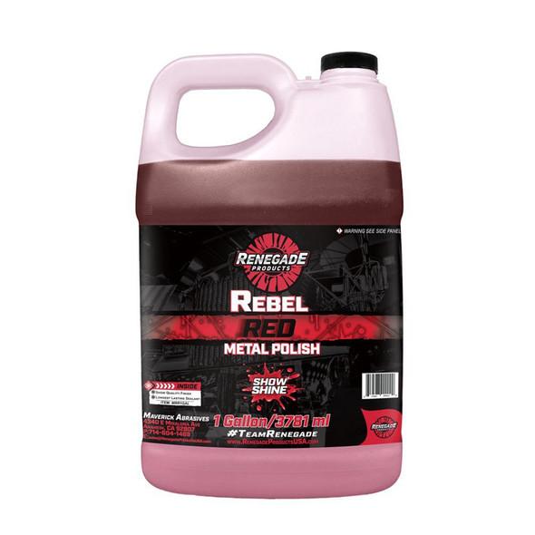 Renegade Rebel Red Liquid Metal Polish 1Gal.