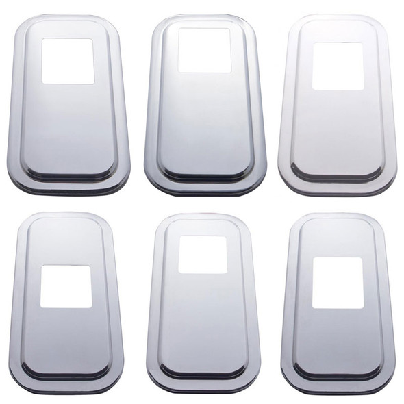 Peterbilt Stainless Steel Shift Plate Cover All Sizes