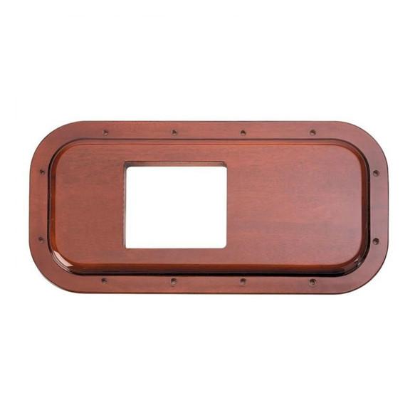 Peterbilt Wood Shift Plate Cover