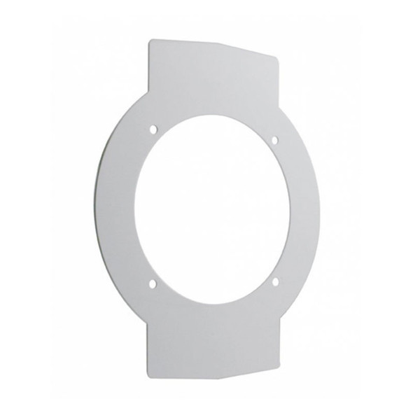 Freightliner Stainless Steel Gearshift Plate