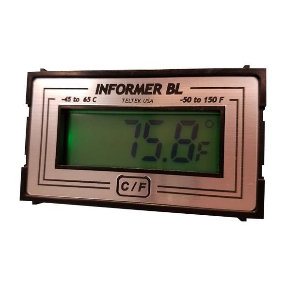 Informer BL Thermometer TELTEK Truck Gauge