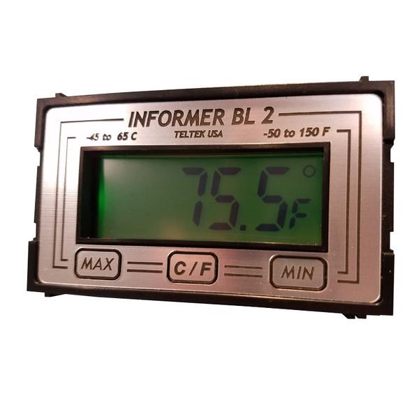 Informer BL2 Thermometer TELTEK Truck Gauge