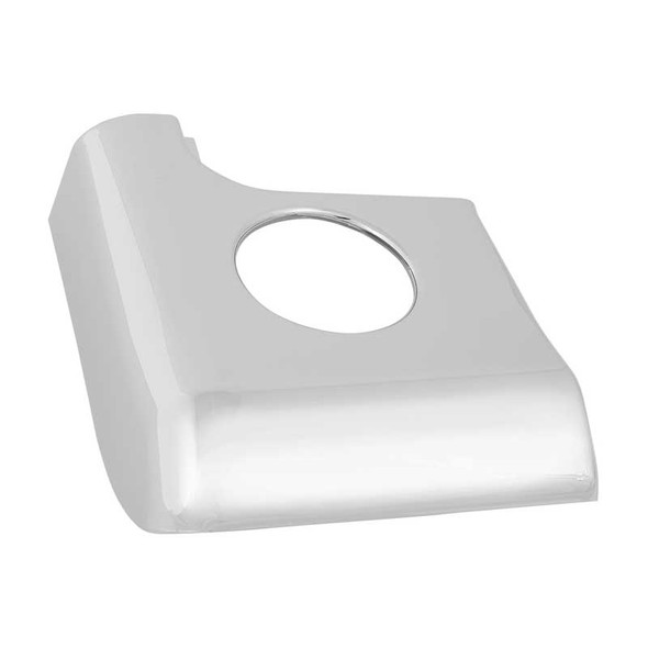 Freightliner Cascadia Chrome Plastic Headlight Switch Panel By Grand General Angle View
