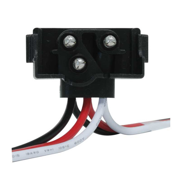 3 Prong Right Angle Light Plug Wire Harness Roll By Grand General Close Up